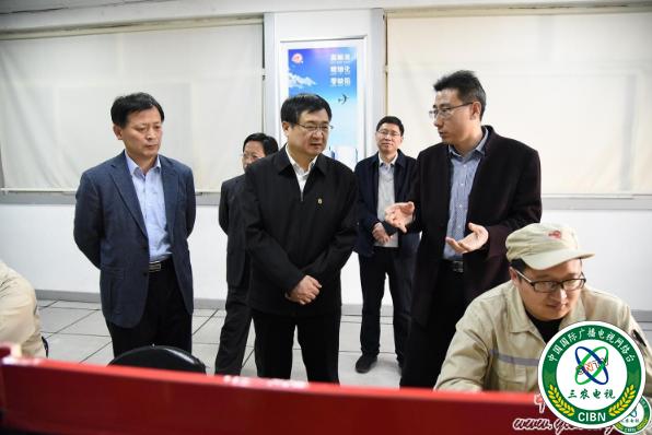 山东临沂市委常委、统战部长边峰到沂水县开展调研工作