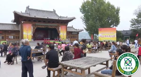 春秋晉國城景區活動豐富 燃爆十一假期