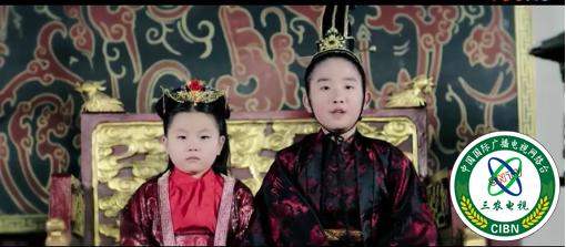 儿童励志剧《中国智之少年志》之将相和