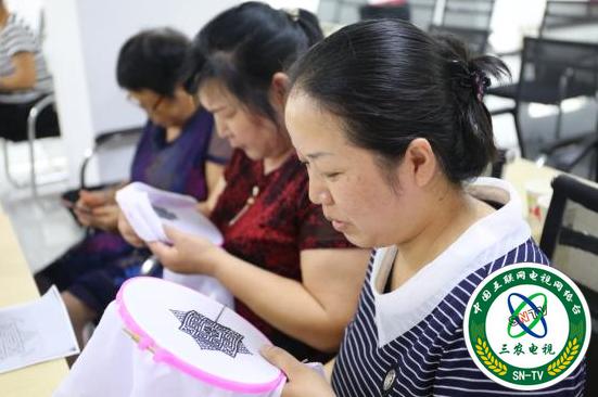汉中市城固县:志愿服务送技术 铺就巾帼致富路